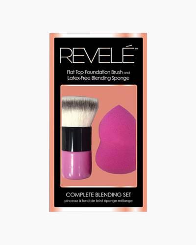 Makeup Blending Sponge and Brush Set