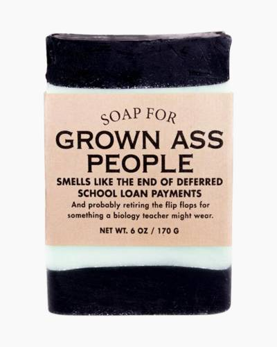 Soap for Grown Ass People
