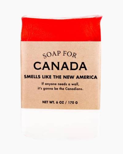Soap for Canada