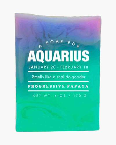 Soap for Aquarius