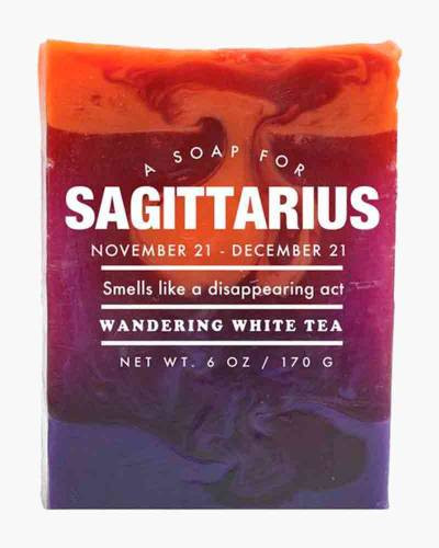 Soap for Sagittarius
