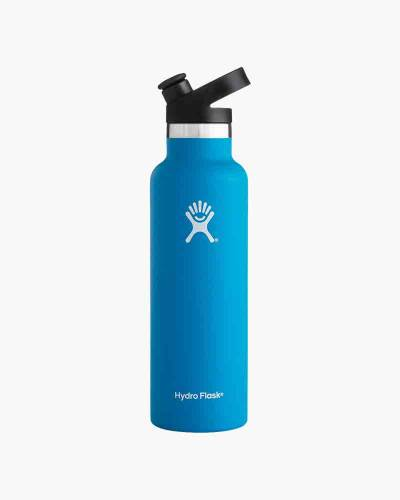 21 oz. Standard Mouth Bottle with Sport Cap in Pacific Blue