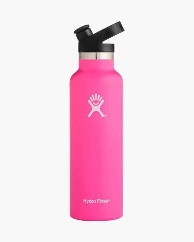 21 oz. Standard Mouth Bottle with Sport Cap in Flamingo