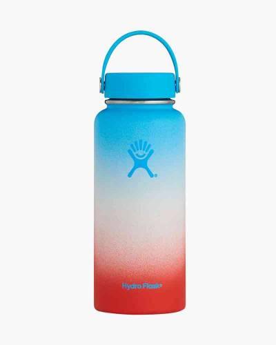 32 oz. Wide Mouth Bottle in Blue Hawaii