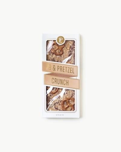 PB and Pretzel Crunch Bar