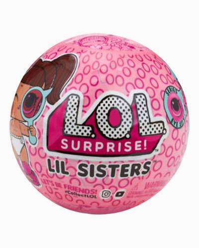 L.O.L. Surprise Lil Sisters Doll (Series 4)