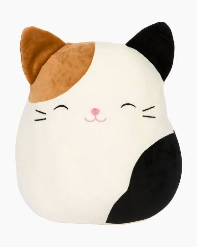 Cameron the Cat Super Soft Plush Toy (8 in)