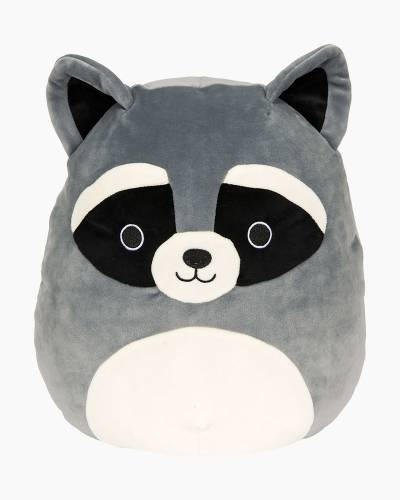 Rocky the Raccoon Super Soft Plush Toy (13 in)