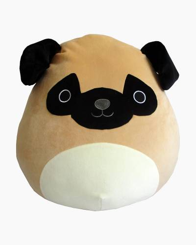 Prince the Pug Super Soft Plush Toy (13 in)