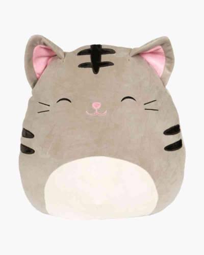 Karina the Cat Super Soft Plush Toy (8 in)