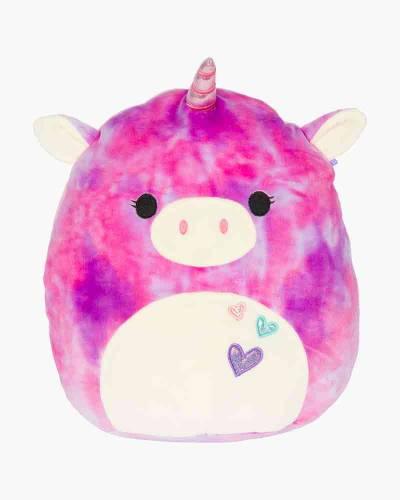 Tie-Dye Unicorn Super Soft Plush Toy (13 in)