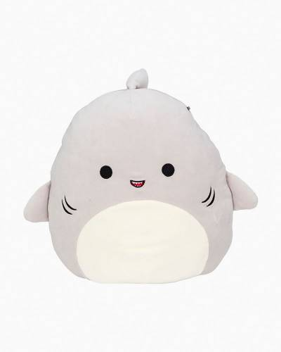 Shark Super Soft Plush Toy (12 in)