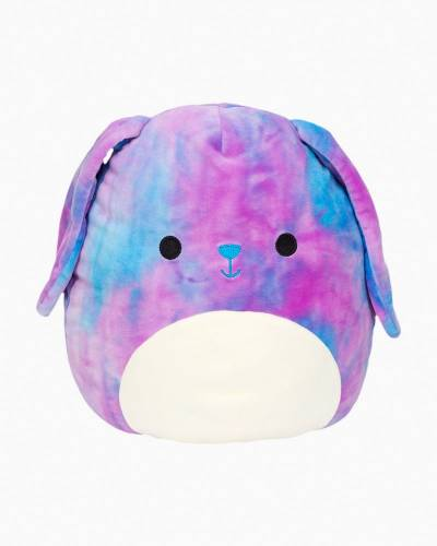 Tie-Dye Bunny Super Soft Plush Toy (12 in)