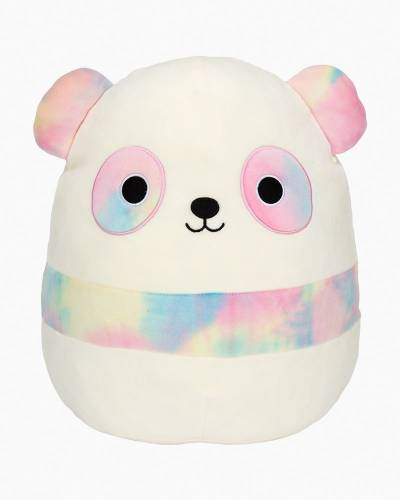 Tie-Dye Panda Super Soft Plush Toy (12 in)