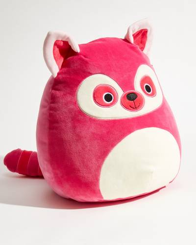 Pink Lemur Super Soft Plush Toy (12 in)