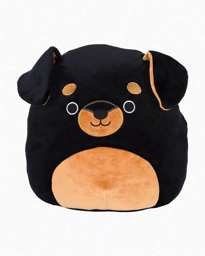 Rottweiler Super Soft Plush Toy (12 in)