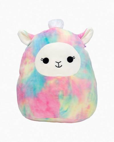 Exclusive Rainbow Llama Super Soft Plush Toy (12 in)