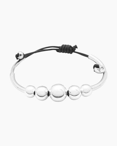 Wisdom Bracelet in Silver