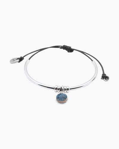 Darling Bracelet with Druzy Charm