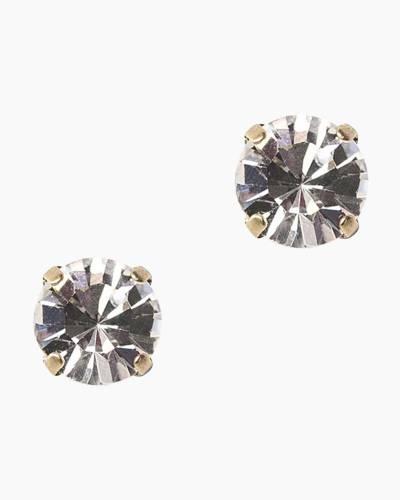 Kaylee Stud Earrings in Crystal