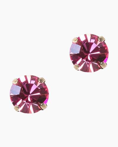 Kaylee Stud Earrings in Rose