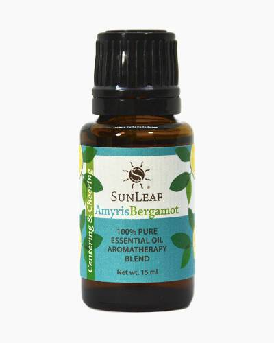 Amyris Bergamot Essential Oil Aromatherapy Blend