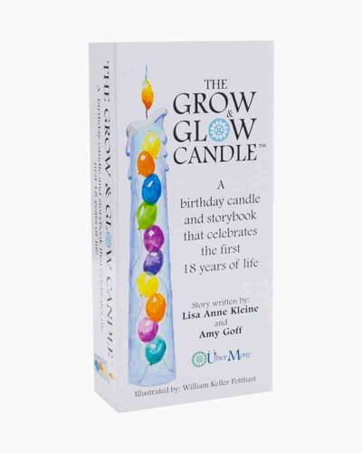 The Grow and Glow Candle and Storybook Set