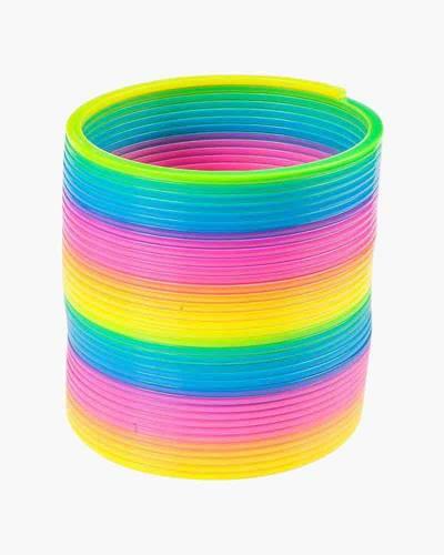 Jumbo Rainbow Coil Spring
