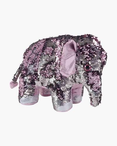 Sequin Elephant Plush