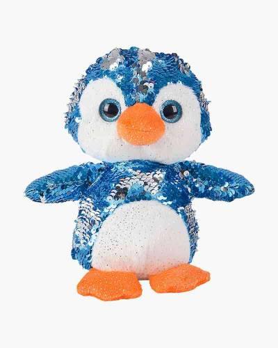Sequin Penguin Plush