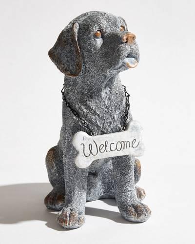 Dog Welcome Door Stopper