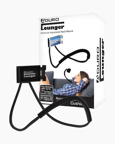 Lounger Universal Adjustable Neck Mount for Smartphones