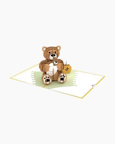 Baby Bear 3D Pop Up Card