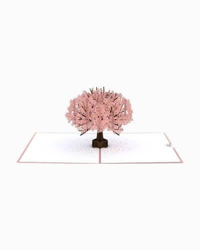 Cherry Blossom 3D Pop Up Card