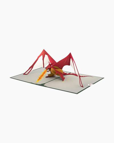 Dragon 3D Pop Up Card