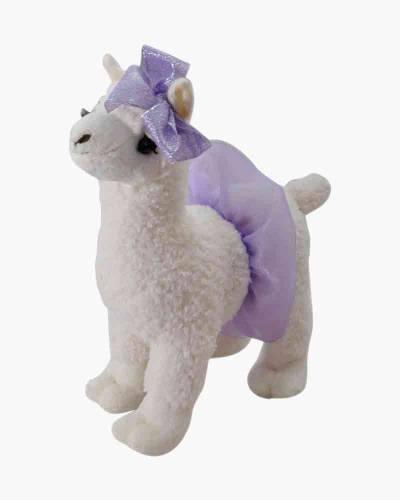 Ballerina Llama Plush