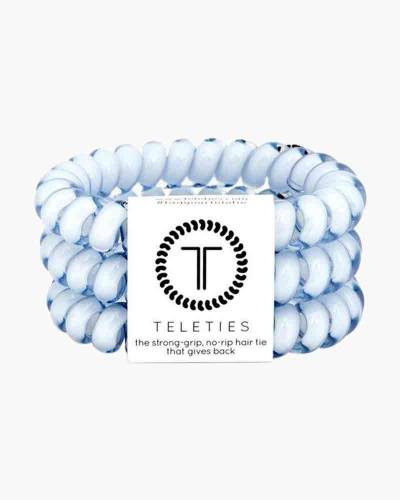 Light Blue Hair Tie Set (3-Pack)