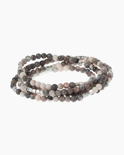 Stone of Plenitude Convertible Bracelet and Necklace