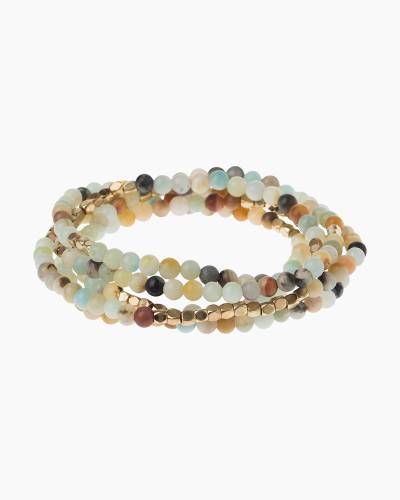Stone of Courage Convertible Bracelet and Necklace