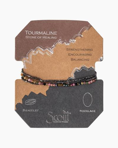 Stone of Healing Delicate Convertible Necklace and Bracelet