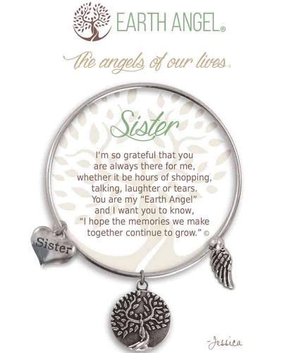 Sister Angels of Our Lives Bracelet