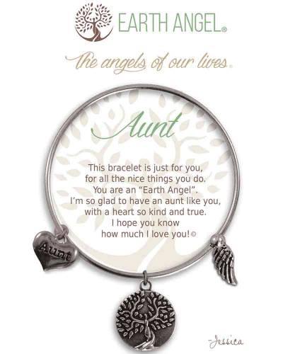 Aunt Angels of Our Lives Bracelet
