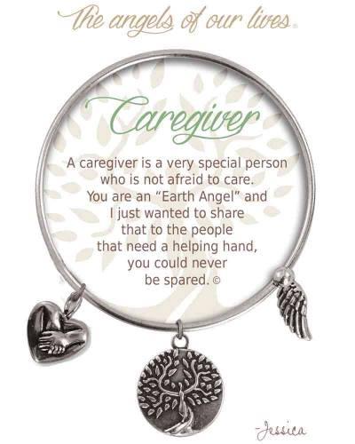 Caregiver Angels of Our Lives Bracelet