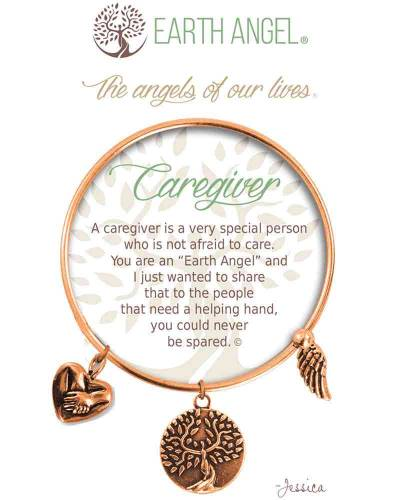 Caregiver Angels of Our Lives Bracelet