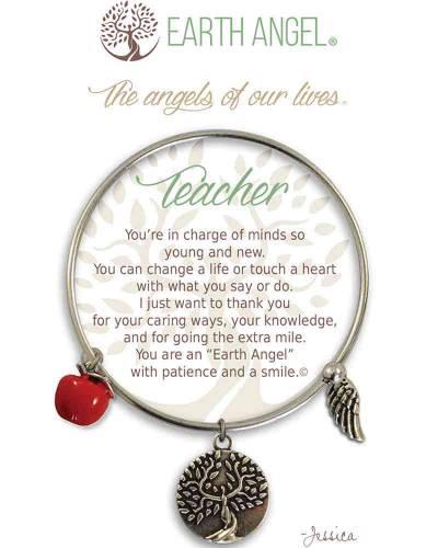 Teacher Angels of Our Lives Bracelet