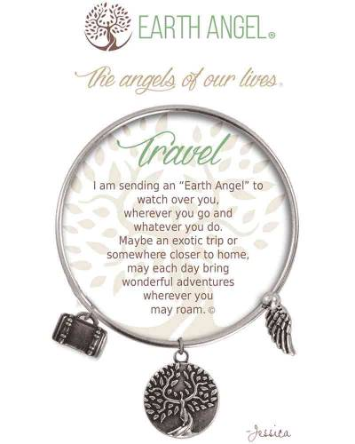 Travel Angels of Our Lives Bracelet