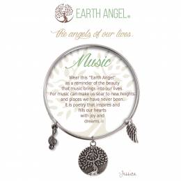 Earth Angel Music Angels of Our Lives Bracelet