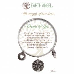 Earth Angel Proud of You Angels of Our Lives Bracelet
