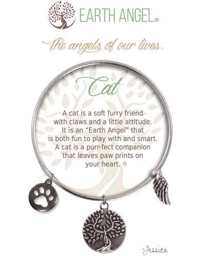 Cat Angels of Our Lives Bracelet