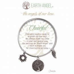 Earth Angel Cheerful Angels of Our Lives Bracelet